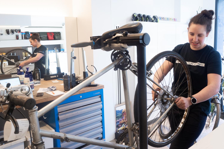 sanne grand depart fietshersteller gent