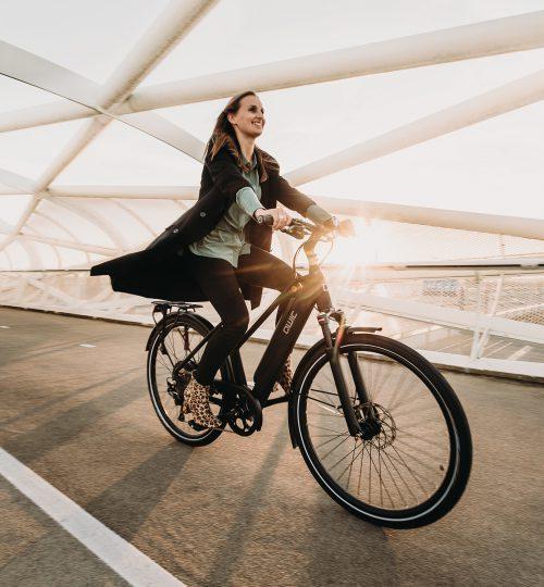 qwic ebike grand depart fietsenwinkel gent elektrische fiets