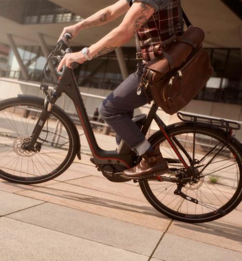 bergamont ebike grand depart elektrische fiets fietsenwinkel gent